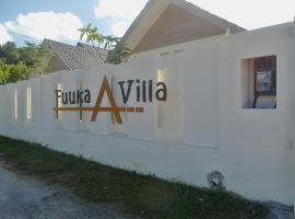 Hotel photo: Fuuka Villa
