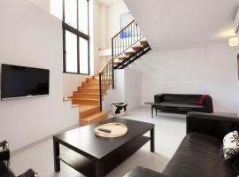 Large Guell Apartments Barcelona Spania