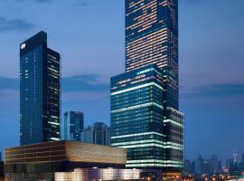 Hotel photo: Jing An Shangri-La, West Shanghai