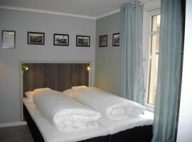 A picture of the hotel: Pensjonat Jarlen