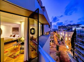Townhouse Boutique Hotel Tel Aviv,