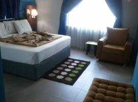 Crownedge Hotels Ikeja Nigeria