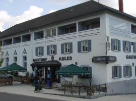 Hotel Photo: Gasthof Adler