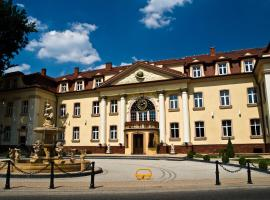 Hotel photo: Pałac Saturna