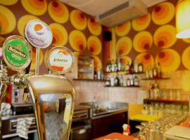 Sunflower City Youth Hotel Rimini Italy