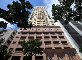 BSA Tower Serviced Residences Manila Philippines