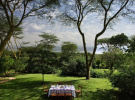 Hotel near Nakuru: Sarova Lion Hill Game Lodge