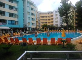 Apartments Yassen Sunny Beach Bulgaria