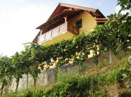 Hotel photo: Vineyard Cottage Ucman