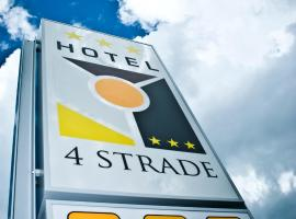 A picture of the hotel: Hotel 4 Strade