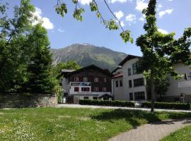 Adventure Hostel Klosters Switzerland