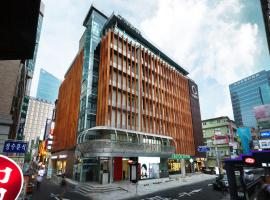 Hotel photo: Metro Hotel Myeongdong