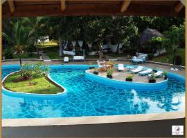 Hotel photo: Tamani Jua Tao Resort