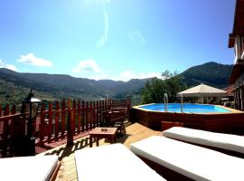 Hotel Photo: Archontiko Metsovou Luxury Boutique Hotel