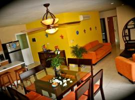Playa Messico Bed & Breakfast Playa del Carmen Mexico