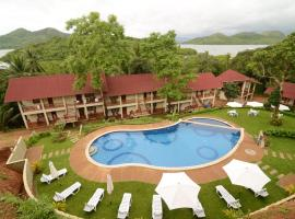 Asia Grand View Hotel Coron Philippines