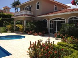 Hotel photo: Villa Sosua Hispaniola Residencial