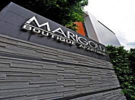 Marigold Boutique Apartment Bangkok Thajsko