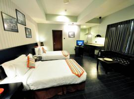 Hotel near  Dr Ambedkar Intl  airport:  The Travotel Suites