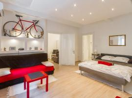 Apartment Red Bike Zagreb Croatia