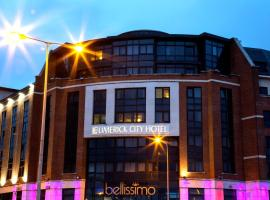 Hotel photo: Limerick City Hotel (formerly Jurys Inn Limerick)