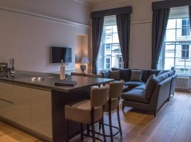 Hotel photo: Dreamhouse at Blythswood Apartments Glasgow