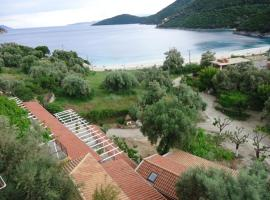 Poros Beach Mikros Gialos Greece