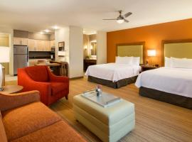 Hotel photo: Homewood Suites by Hilton Winnipeg Airport - Polo Park