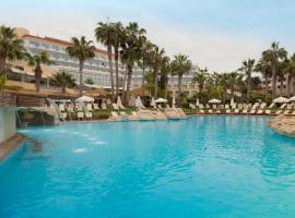 St. George Hotel Spa & Golf Beach Resort Paphos City Republic of Cyprus