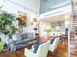 Hotel Photo: onefinestay - Boerum Hill private homes