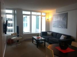 Hotel photo: Mode Suites Rentals - Pacific Centre Suites