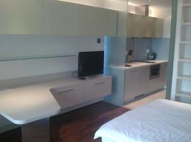 Hotel Photo: Beijing Seasons Park Apartment Hotel