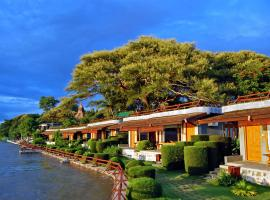 Hotel photo: Bagan Thande Hotel (Old Bagan)