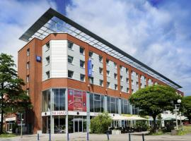 Hotel photo: Ibis budget Hamburg City Ost