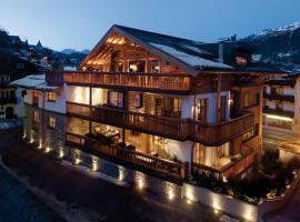 Hotel photo: Harisch Suites Kitzbühel