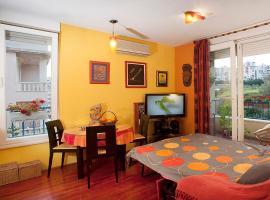 Apartment Sunny Yellow Split Croatia