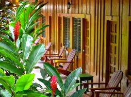 Hotel Photo: Jungle Lodge Tikal Hostal