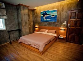 Chaphone Guesthouse Phuket Town Thailand