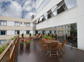 Hotel Le Canard Lages Lages ブラジル