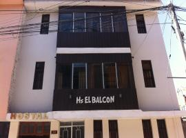 Hotel photo: El Balcon Hostal