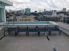 Hotel near Bella Vista: Luxury Apartment for rent in the Heart of the city