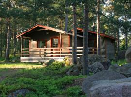 Santalahti Holiday Resort Cottages Kotka Finland