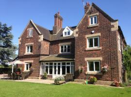 Whitethorn Bed and Breakfast Congleton 英国