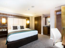 Hotel Photo: DoubleTree By Hilton Milton Keynes
