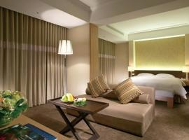 Hotel near  Taoyuan Intl  airport:  City Suites - Taoyuan Gateway