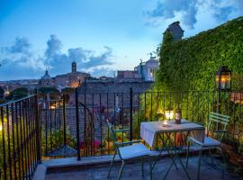 The Inn At The Roman Forum-Small Luxury Hotels Rome Itālija