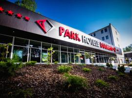 Hotel photo: Park Hotel Diament Zabrze