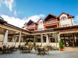 Pension Montana Popa Blaj Romania