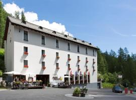 Hotel Walser Bosco Gurin Switzerland