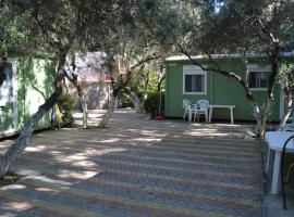 Camping Chania Kato Daratso Greece